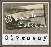 swing by the Beach Cottage Giveaway